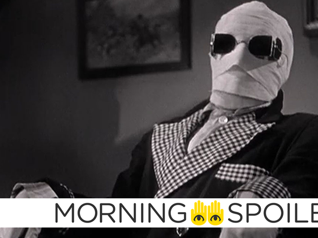 Elisabeth Moss Keeps Dropping Hints About The Invisible Man[Corrected]