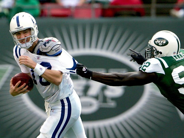 Rapport: Jets håber at få Peyton Manning som deres nye GM