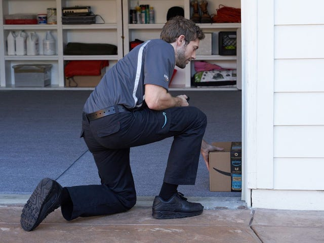Amazon Wants to Let Strangers into Your Garage Now