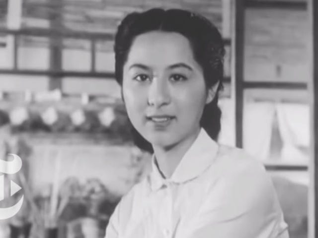 Announced today: Setsuko Hara passed away in September