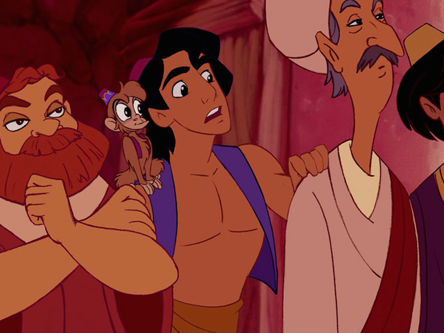 White Actors Are Supposedly Being 'Tanned' to Play Parts in Disney's Live-Action Aladdin