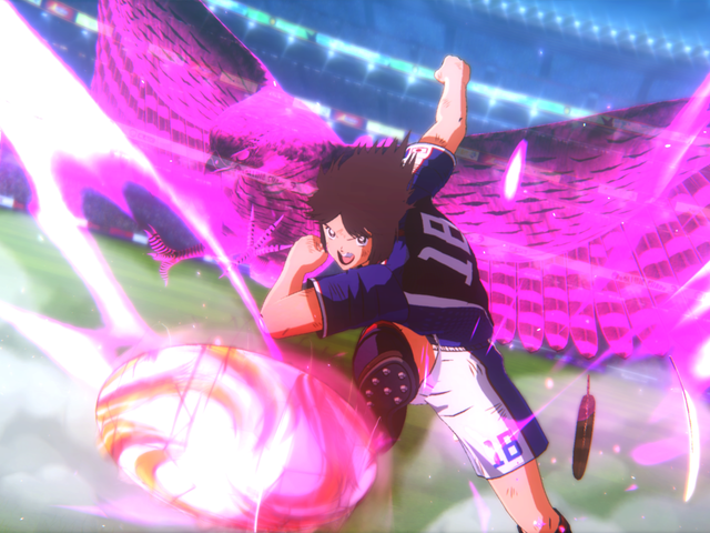 Captain Tsubasa: Rise of New Champions Brings Dramatic Anime Soccer To PC And Consoles