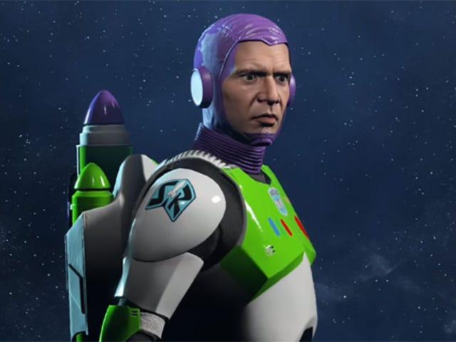 Battlefront Mod Makes Buzz Lightyear Captain Of TheMillennium Falcon