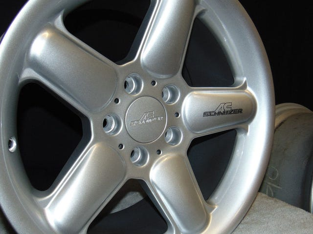 AC Schnitzer Type II Wheels Are The Definitive Late 1990s BMW Style