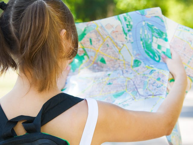 Teach Kids How to Get Around Without a Smartphone