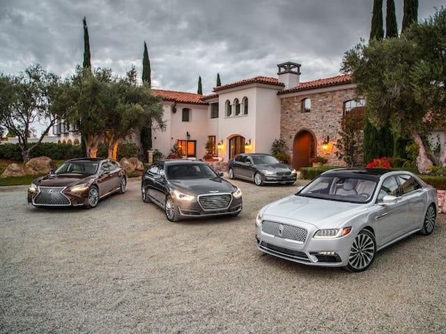 Wobbles 2018 US Sedan Price Benchmarks
