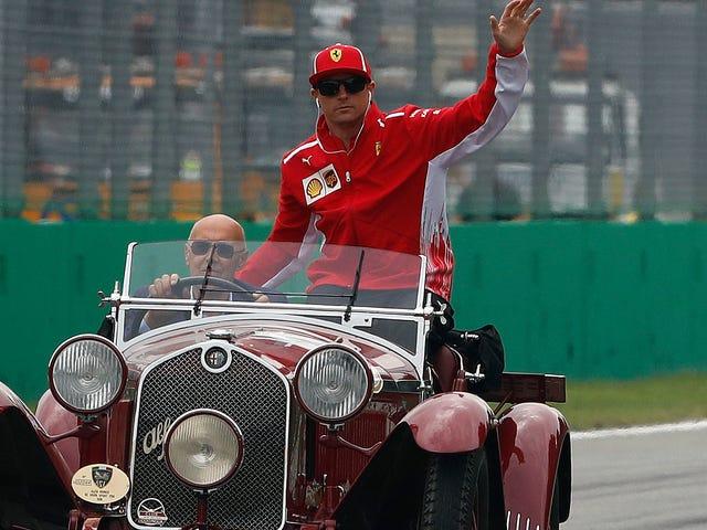 Kimi Raikkonen sai para a Alfa Romeo Sauber e Charles Leclerc, 20 anos, vai para a Ferrari