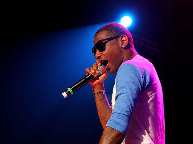 Fabolous Arrested on Domestic Violence Charges: Report