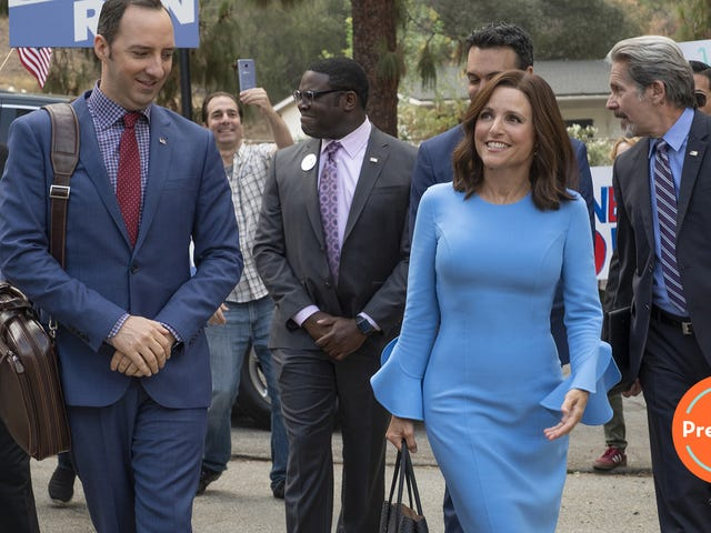 Veep's premiere gives fans exactly what they want: New. Selina. Now.