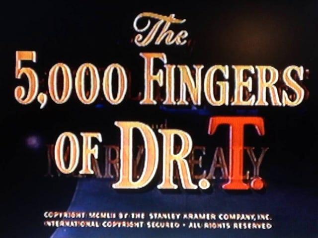 Svengoolie: The 5,000 Fingers of Dr. T (1953)