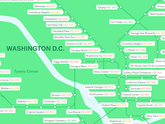 Trulia's New Rent Near Transit Feature Maps Out Rentals Close to Rapid Transit
