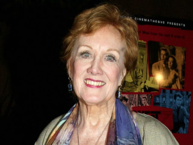 Marni Nixon, the Real Voice of My Fair Lady's Eliza Doolittle, Dies at 86