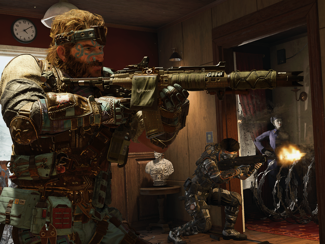 Call Of Duty's Latest Microtransaction Is A Tiny Red Dot