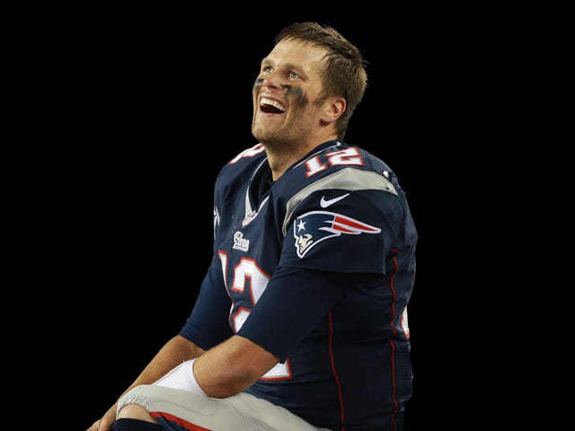 Tom Brady Adalah Orang Yang Sedih