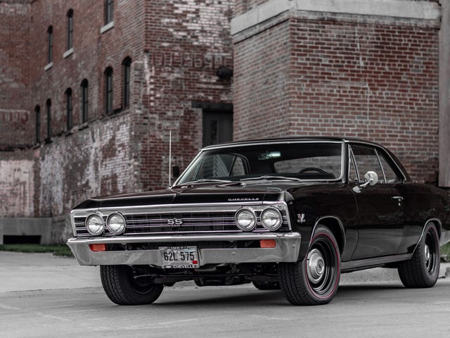 Your Ridiculously Awesome Chevelle SS Wallpapers Are Here