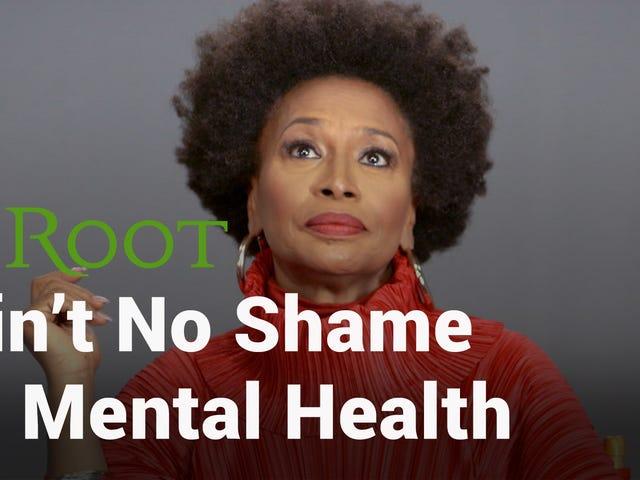 Смотреть: Дженифер Льюис, бесспорная «Мама Черного Голливуда», занимается борьбой с психическим здоровьем