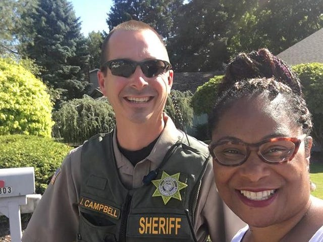 Woman Calls Cops on Black State Legislator Canvassing in Her Own Damn District