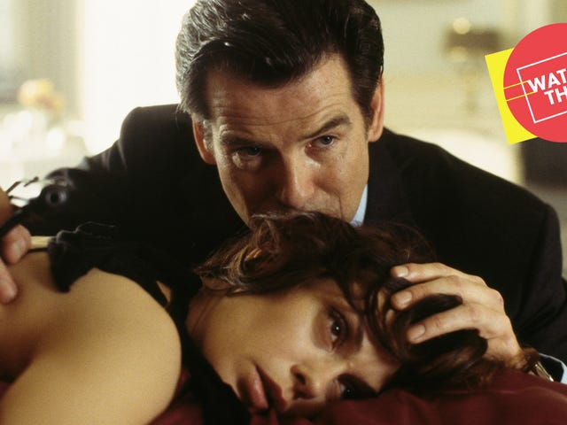 Tomorrow Never Dies is an underrated adventure for Pierce Brosnan's underrated Bond