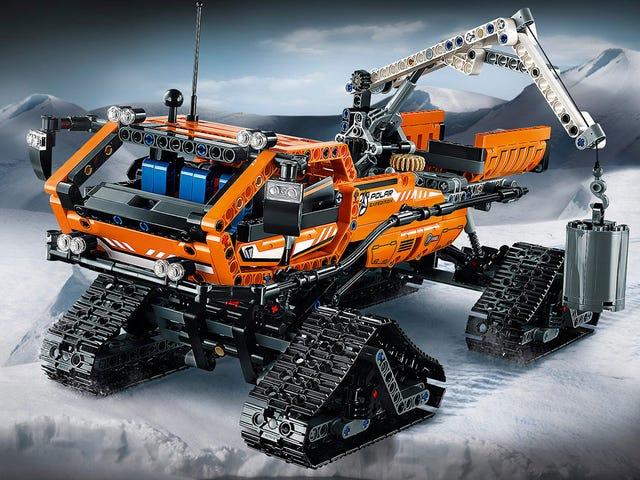 Dit zijn de nieuwe 2015 Lego Technic-sets
