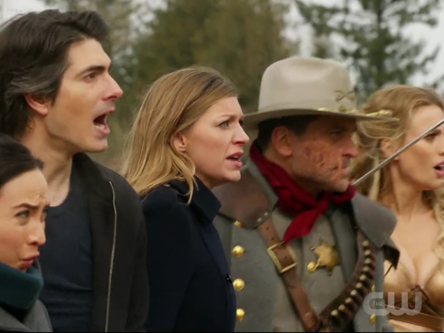I Have Seen the Face of God, and It WasLegends ofTomorrow's Season Finale