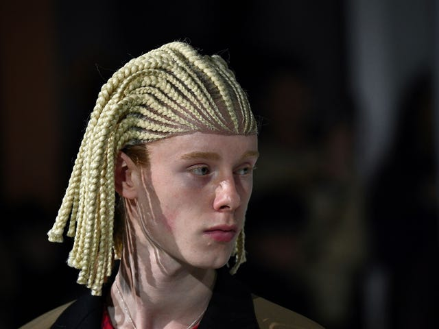 Come Again? Commes des Garçons Ignites Cultural Appropriation Controversy With Cornrow Wigs