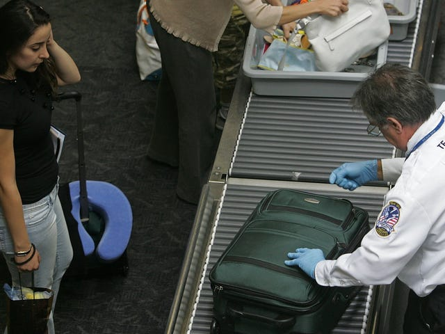 How to Get a Bottle of Water Through Airport Security