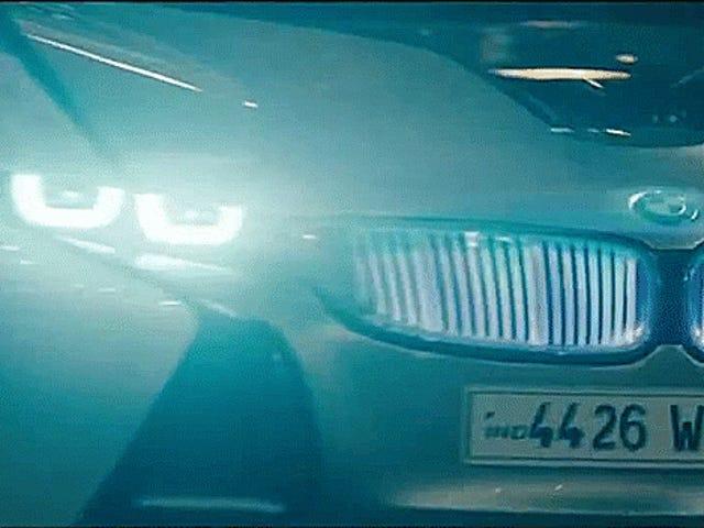 BMW AirTouch-kontroller sætter dig grundlæggende i din bils berøringsskærm
