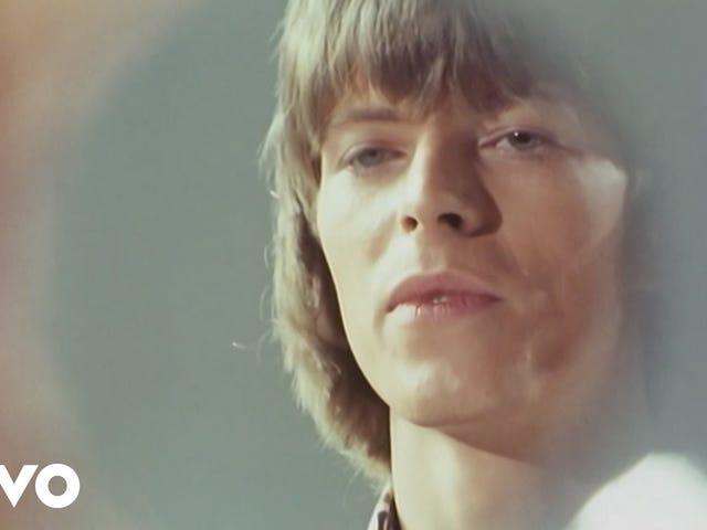 追踪:让我在你旁边睡觉 艺术家:大卫鲍伊| 专辑:David Bowie