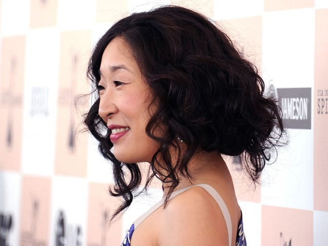 Sandra Oh on Racism in the TV Industry: 'Not Only Is Shit Hard, It's Extremely Unfair'