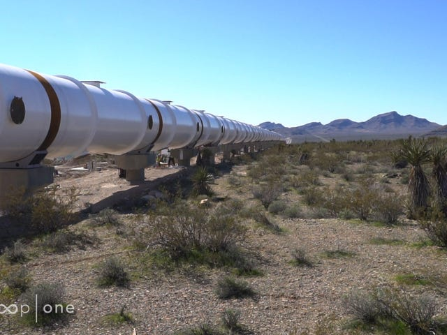 Here's Every Hyperloop One Route ProposedFor The U.S.