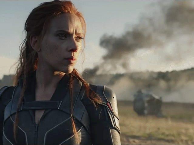 Briser le passé mortel et les connexions de bandes dessinées de la première bande-annonce de Black Widow
