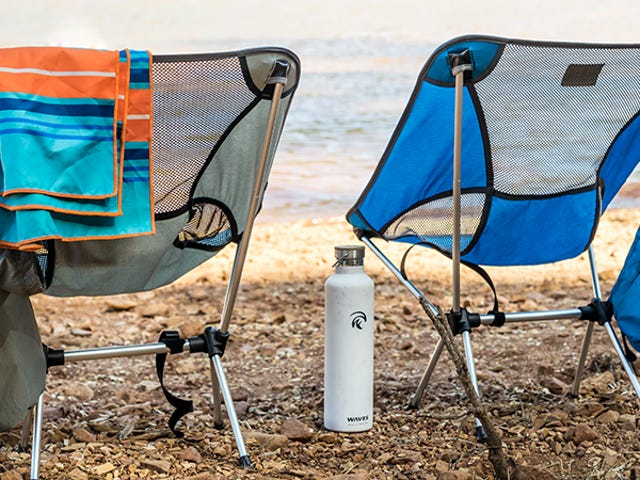 Buy One Camp Chair From Kawartha And Get A Second Chair Free ($70)