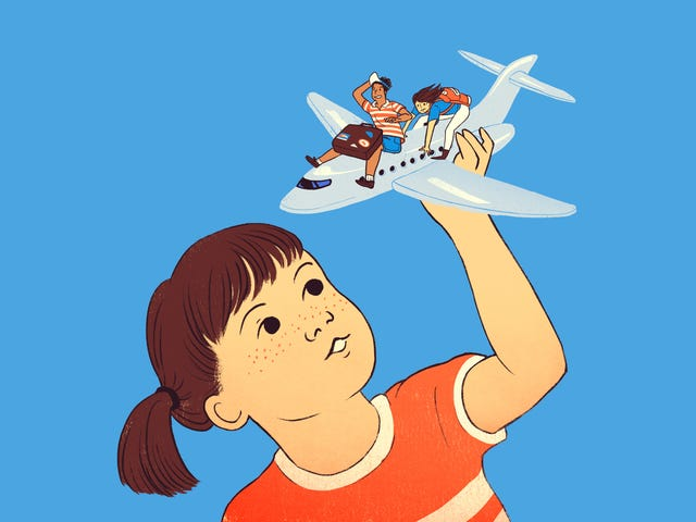 A Guide to Air Travel When You Have Little Kids