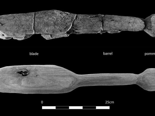 Morbid Experiment Proves This Neolithic Weapon Was an Effective Skull Crusher