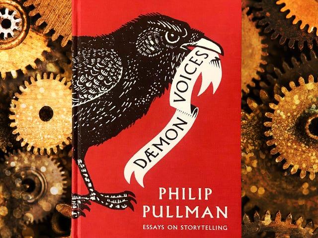 Daemon Voices ist eine Meisterklasse zum Schreiben von Philip Pullman