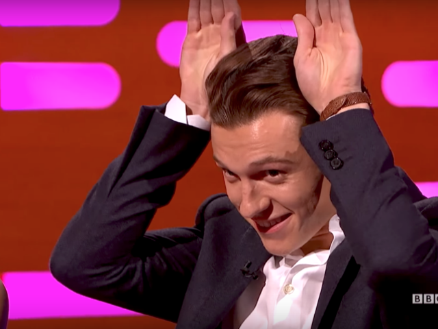 Tom Holland Shares His Weirdest Audition... and It Was for Andy Serkis