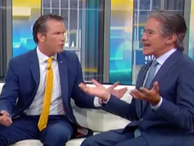 Fox News Host Tells Geraldo Rivera: 'I Can Tell You to Go Back Where You Came From'