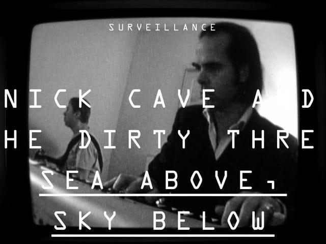 Sea Above, Sky Below