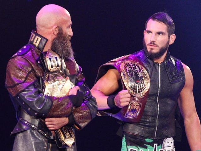 WWE Called Up NXT's Top Stars With No Buildup Or Apparent Plan