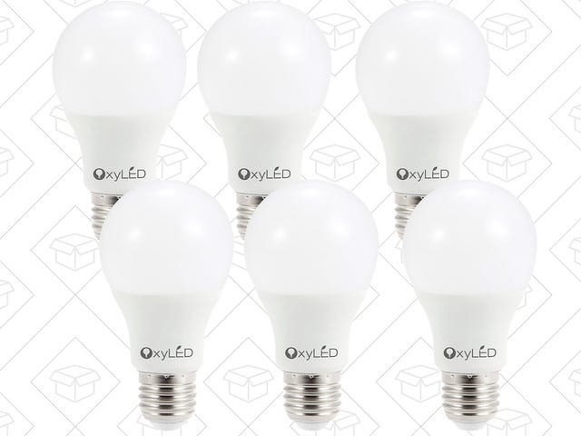 Upgrade Six Lights to LED For Less Than $2 Per Bulb [Exclusive]