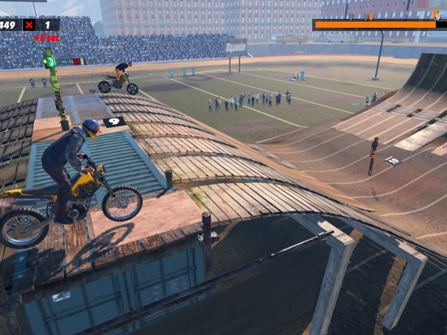 <i>Trials Rising</i> Switch eShop Screenshot Look Way Better Than The Real Thing [Update]