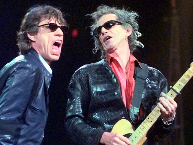 Rolling Stones To Release Proof of Life Album