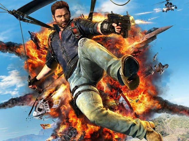 Just Cause 3 E3 2015 Playthrough