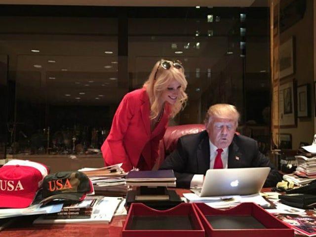Trả lời một Tweet Trump là một trải nghiệm Internet lạ Bạn nên thử