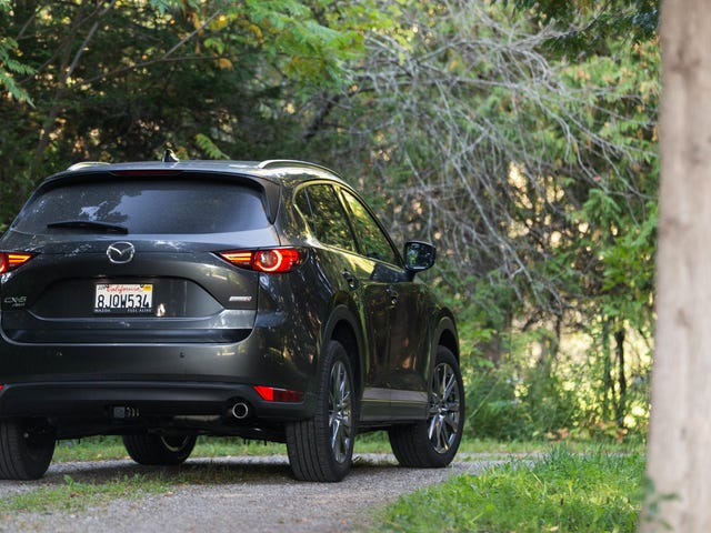 What Do You Want To Know About The 2019 Mazda CX-5 Diesel?