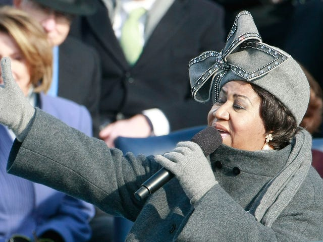 Where's the Hat Headed? Obama Makes a Formal Request for Aretha Franklin's Inauguration Hat