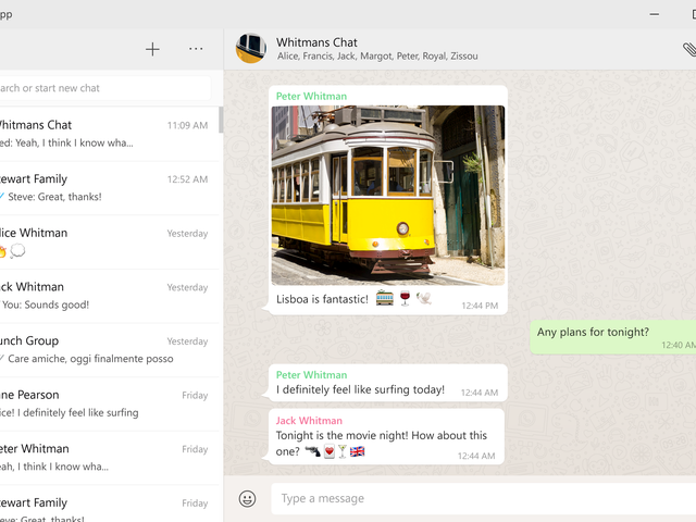 Slutligen kommer vi att kunna använda samma WhatsApp-nummer på flera enheter
