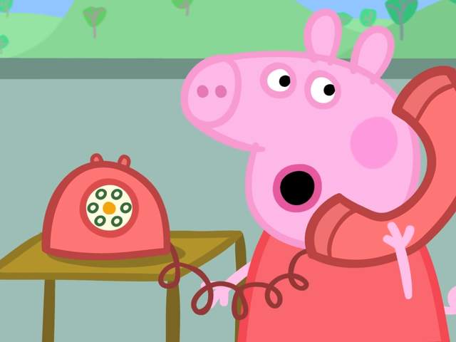 Peppa Pig Is Turning Your Child Into a Filthy Anglophile, Fake Accent and All