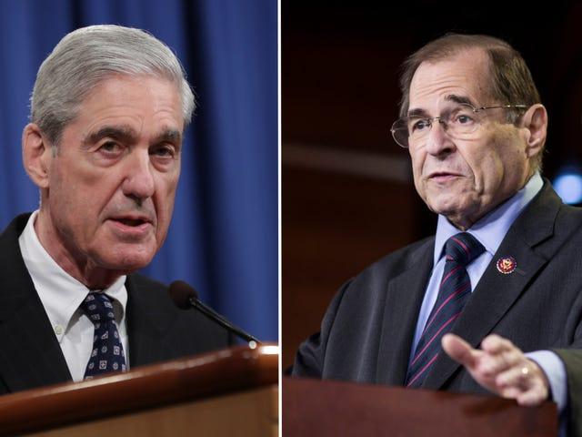 Cómo ver el testimonio de Robert Mueller hoy