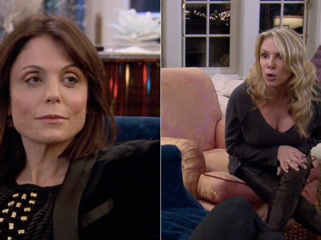 In the Battle Between Bethenny Frankel and Ramona Singer, No One Wins